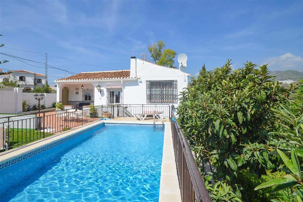 Villa with pool (photo 4) at Villa Casa Loly, Nerja, Andalucia