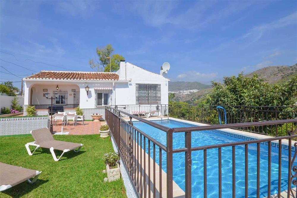 Villa with pool (photo 6) at Villa Casa Loly, Nerja, Andalucia