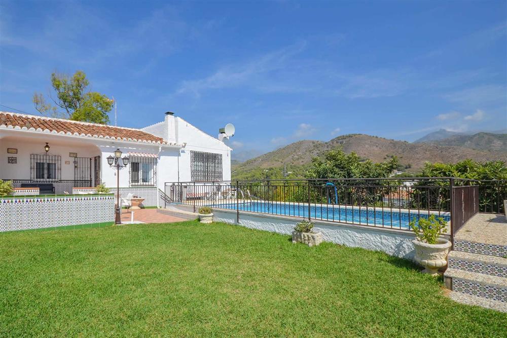 Villa with pool (photo 8) at Villa Casa Loly, Nerja, Andalucia