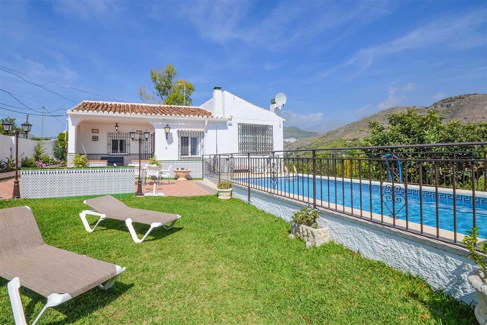 Villa with pool at Villa Casa Loly, Nerja, Andalucia
