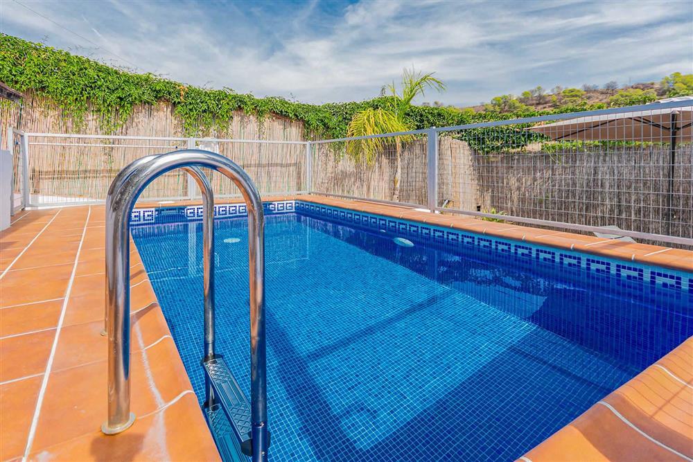 Swimming pool (photo 2) at Villa Cecilio, Nerja, Andalucia