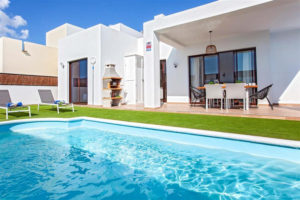 Swimming pool (photo 2) at Villa Cindy, Playa Blanca, Lanzarote