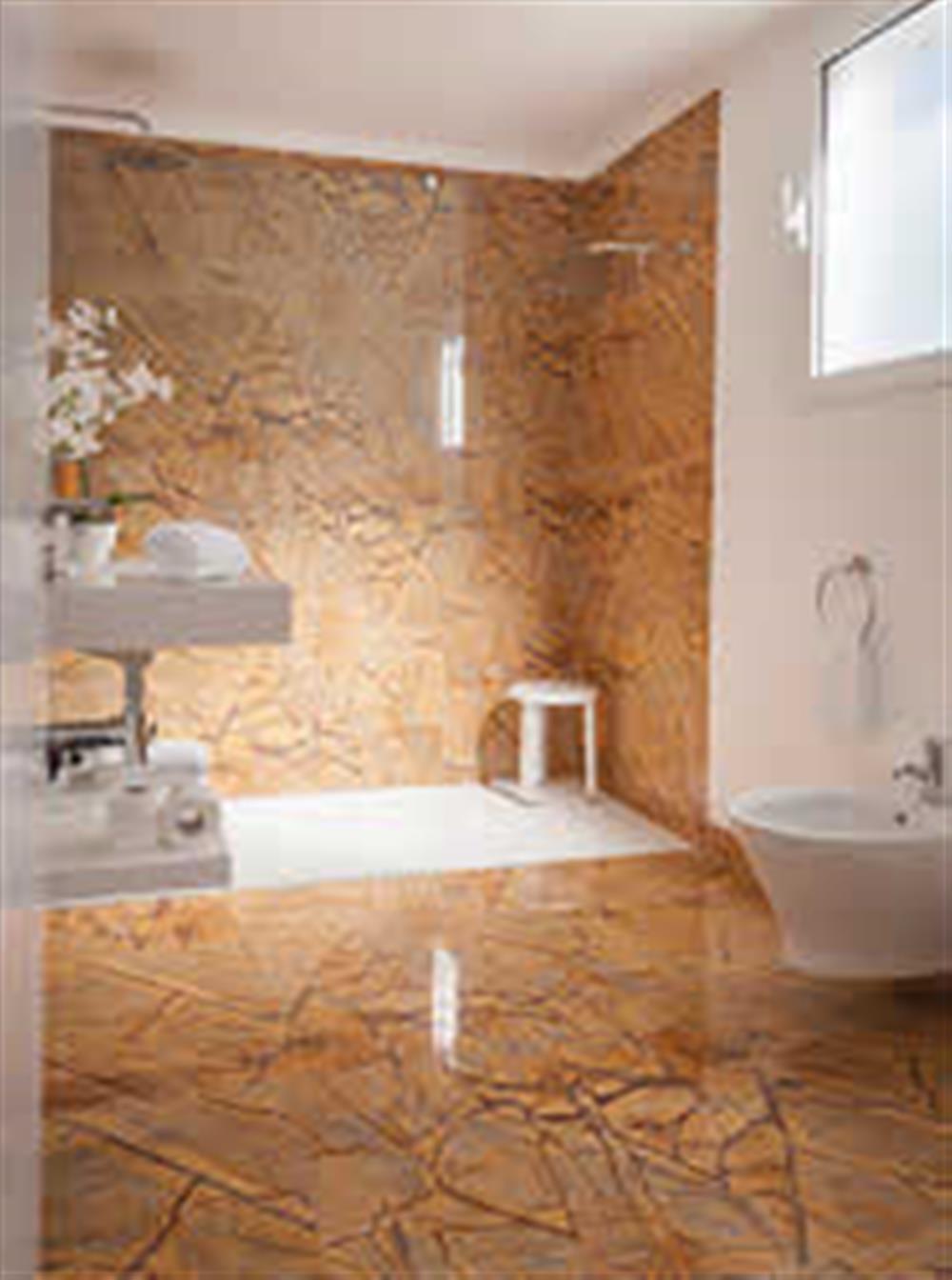 Bathroom at Villa Clementina, Funchal, Madeira