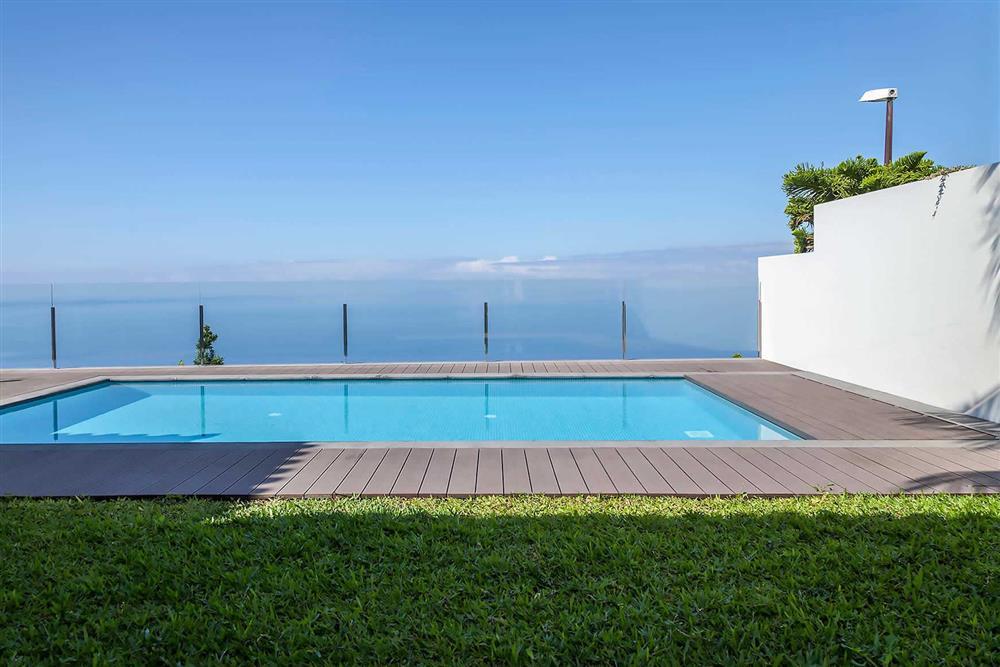 Pool at Villa Clementina, Funchal, Madeira