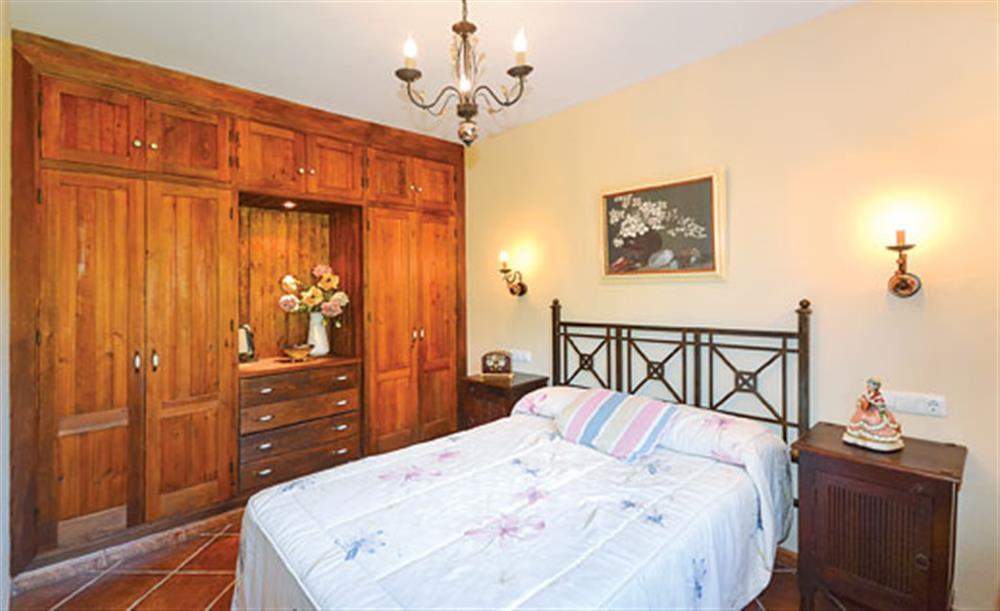 Double bedroom (photo 2) at Villa Conchi, Frigiliana, Andalucia