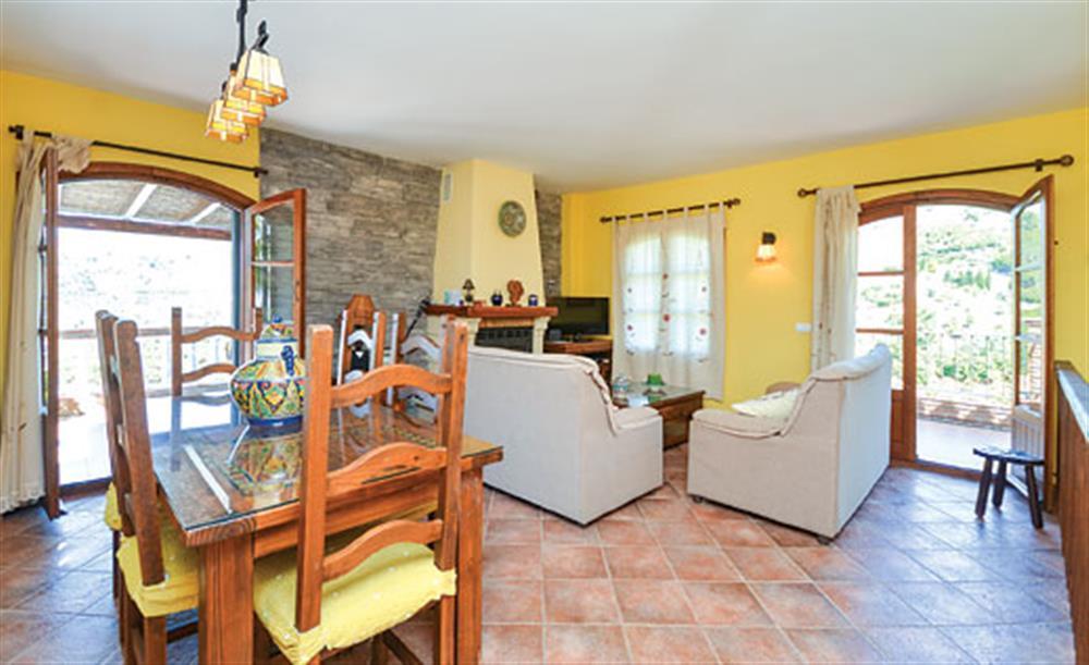 Living room (photo 2) at Villa Conchi, Frigiliana, Andalucia