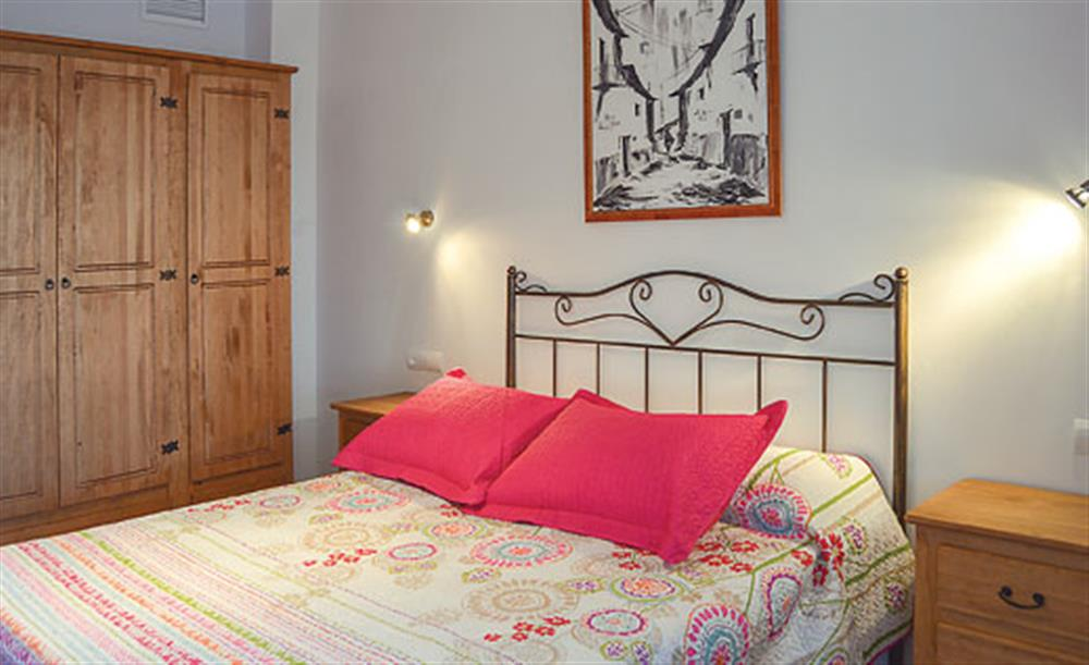 Double bedroom (photo 2) at Villa Cortijo el Olivar, Torrox, Andalucia