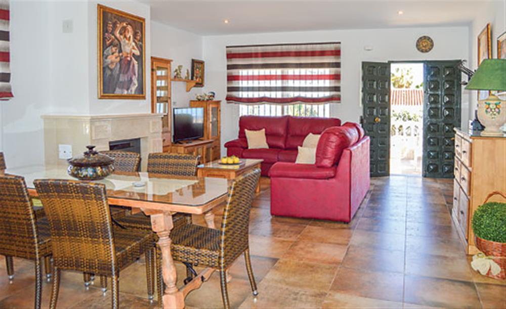 Living room (photo 2) at Villa Cortijo el Olivar, Torrox, Andalucia