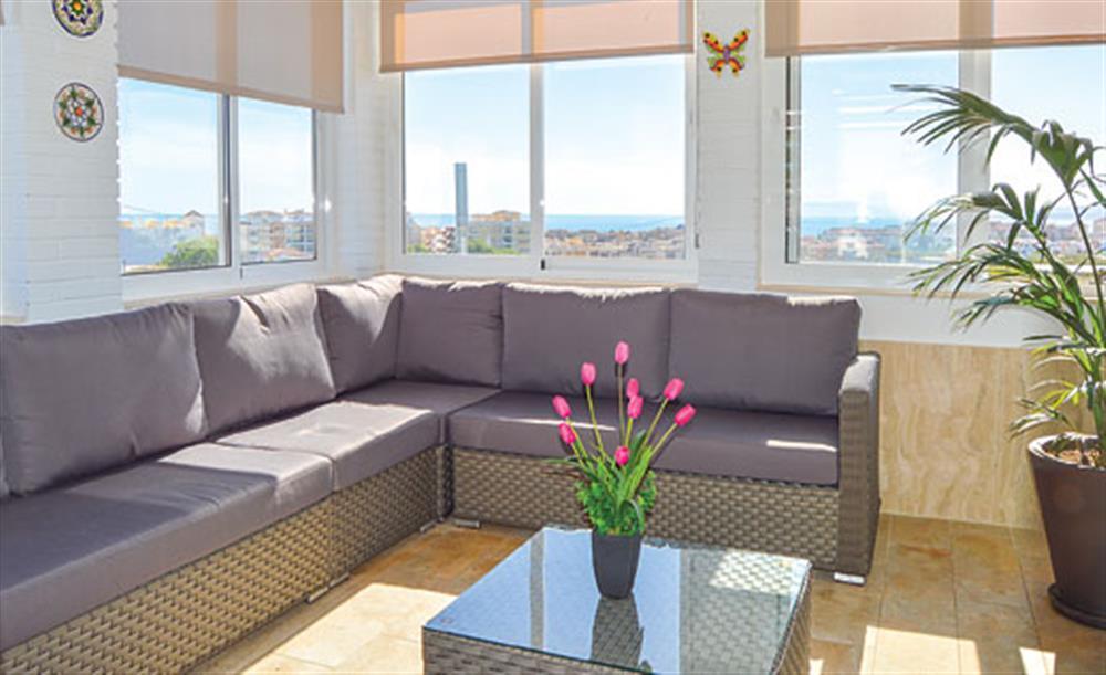 Living room (photo 4) at Villa Cortijo el Olivar, Torrox, Andalucia