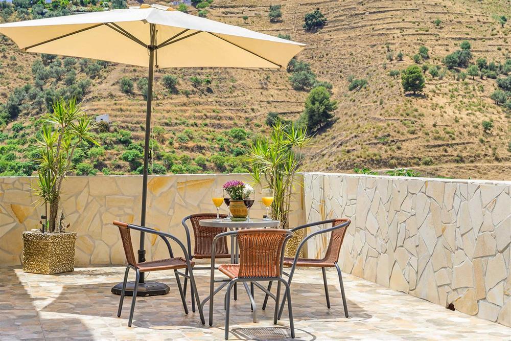 Seating area (photo 2) at Villa Cortijo Herrero, Frigiliana, Andalucia