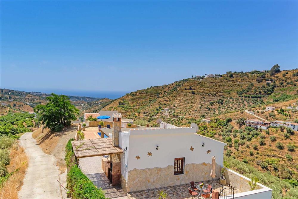 Villa exterior (photo 2) at Villa Cortijo Herrero, Frigiliana, Andalucia