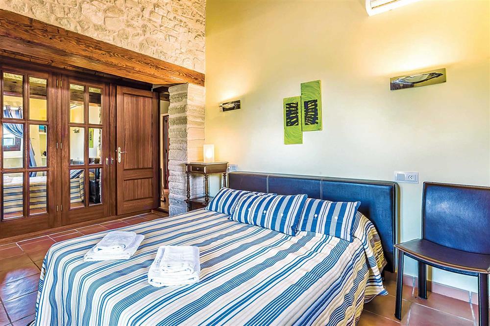 Double bedroom (photo 2) at Villa Cosme, Pollensa, Mallorca, Spain