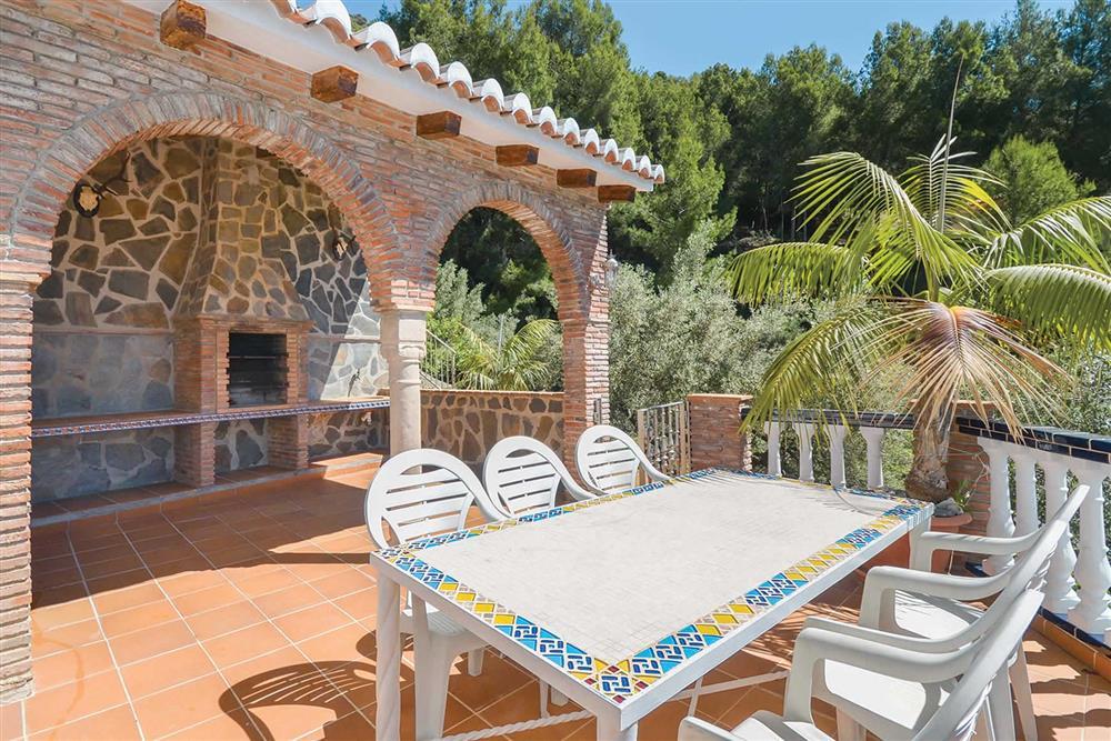 Alfresco dining (photo 2) at Villa El Pedregal, Mainland Spain, Spain