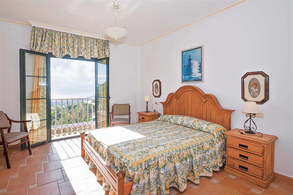 Double bedroom at Villa El Pedregal, Mainland Spain, Spain