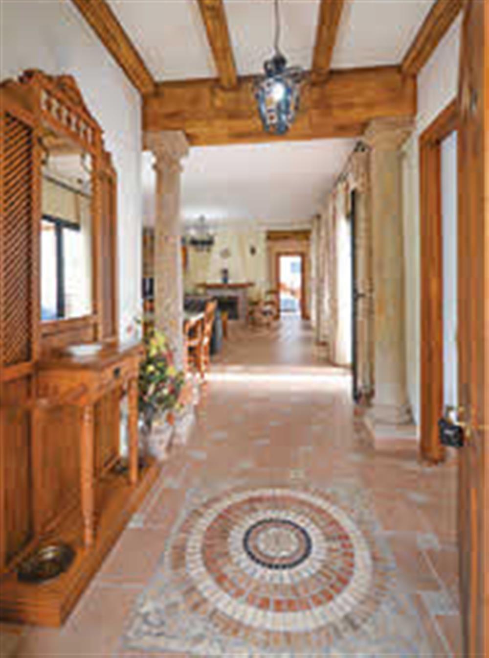 Hallway at Villa El Pedregal, Mainland Spain, Spain