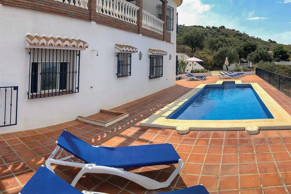 Villa with pool (photo 4) at Villa Las Rosinas, Competa, Andalucia