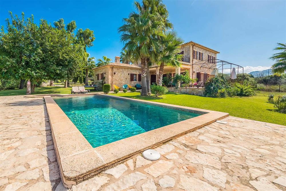 Villa with pool at Villa Les Roques de can Guixe, Pollensa, Mallorca