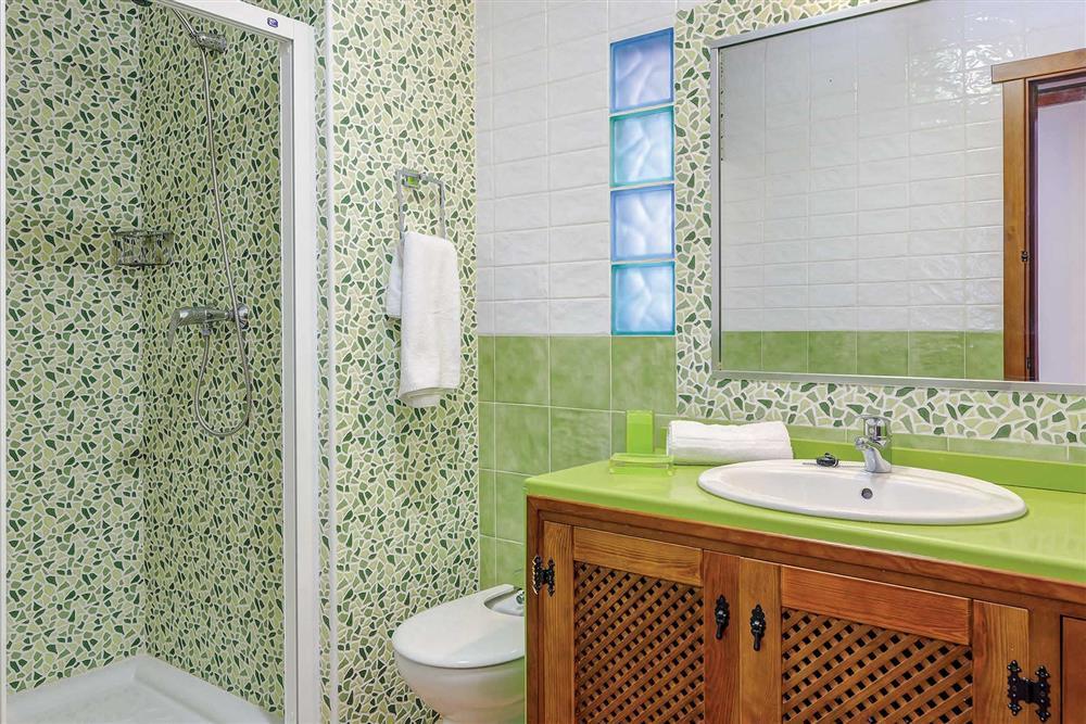 Bathroom (photo 2) at Villa Los Tres Soles, Frigiliana, Andalucia
