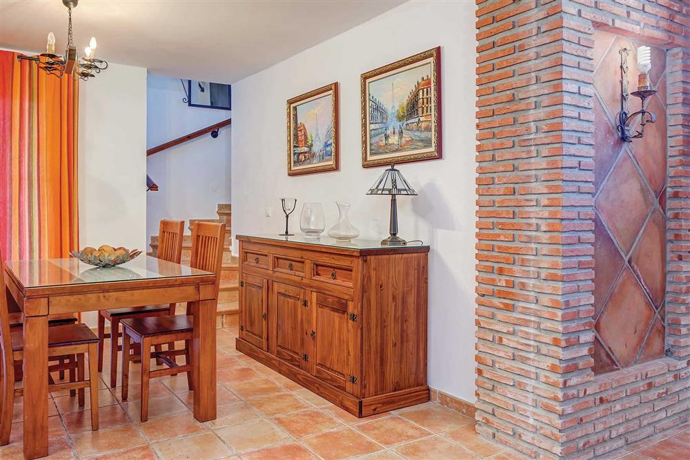 Dining room (photo 2) at Villa Los Tres Soles, Frigiliana, Andalucia