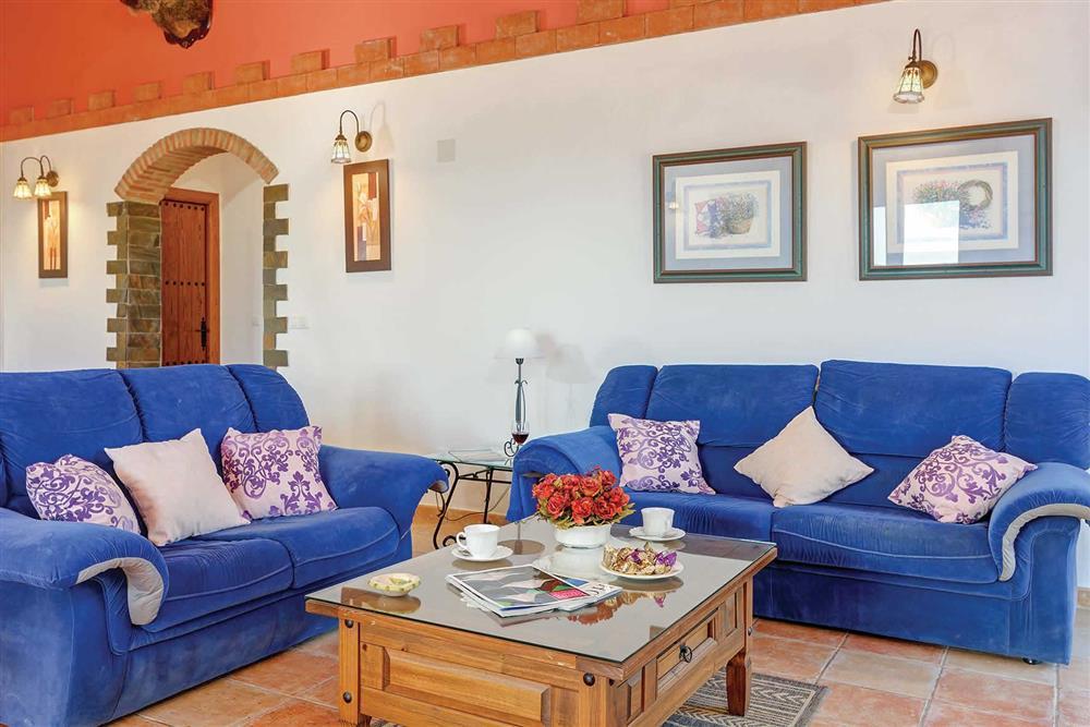 Lounge (photo 2) at Villa Los Tres Soles, Frigiliana, Andalucia