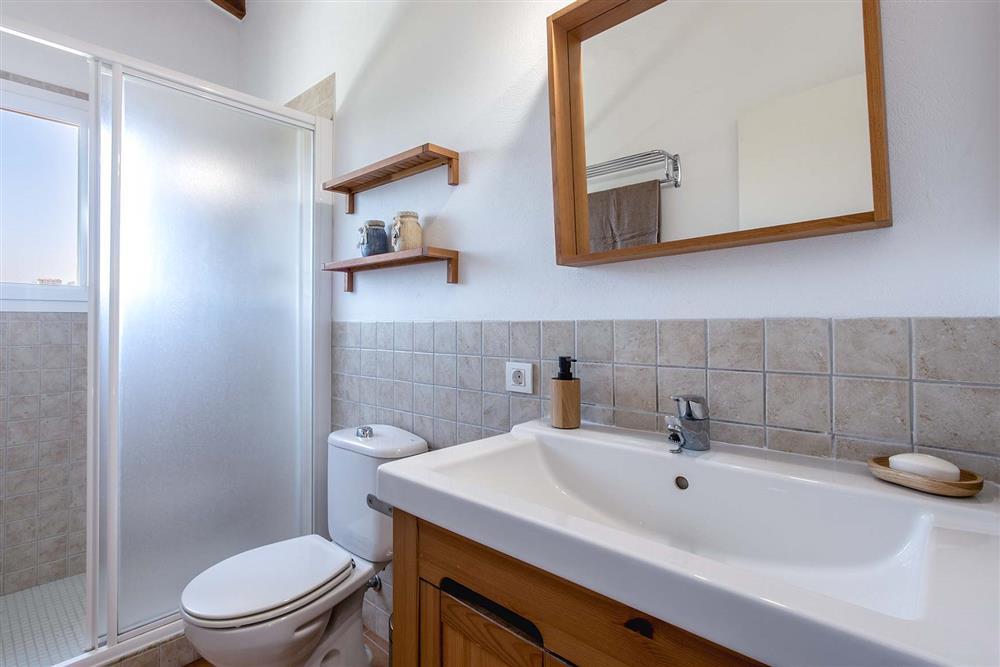 Bathroom (photo 2) at Villa Marina Alto, Pollensa, Mallorca