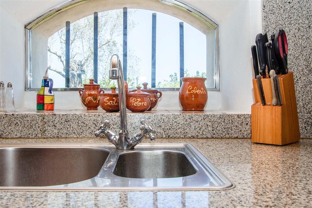 Kitchen (photo 2) at Villa Marina Alto, Pollensa, Mallorca