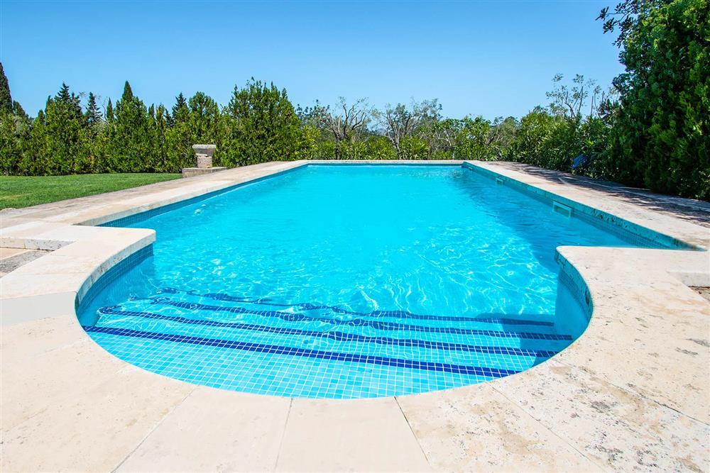 Pool at Villa Marina Alto, Pollensa, Mallorca