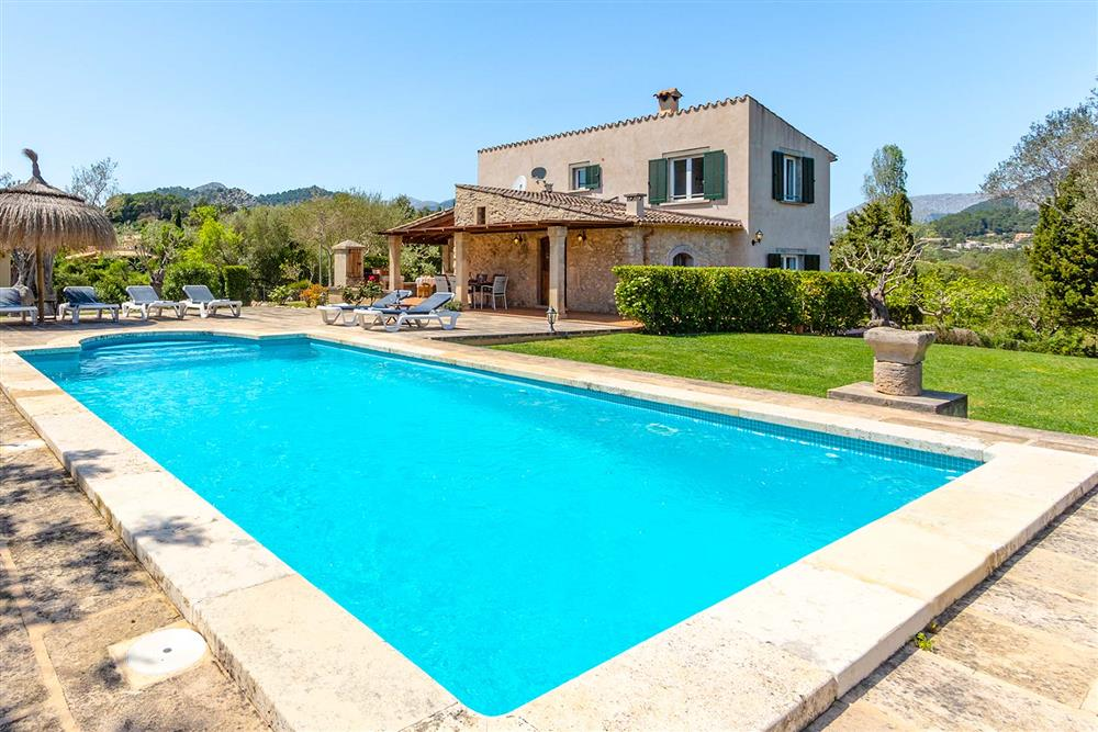 Villa with pool (photo 2) at Villa Marina Alto, Pollensa, Mallorca
