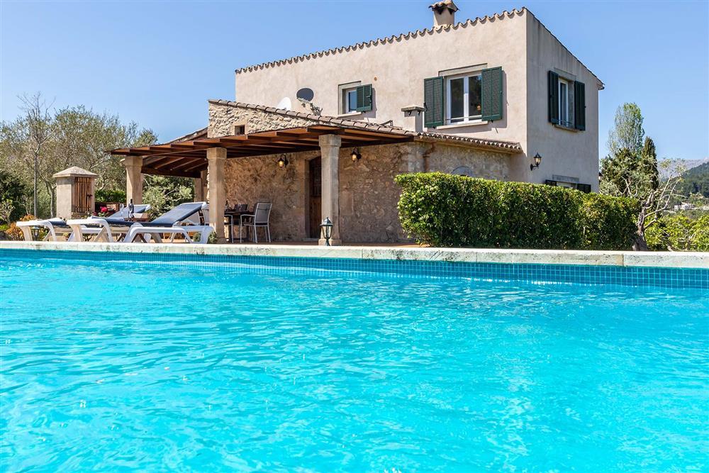 Villa with pool at Villa Marina Alto, Pollensa, Mallorca