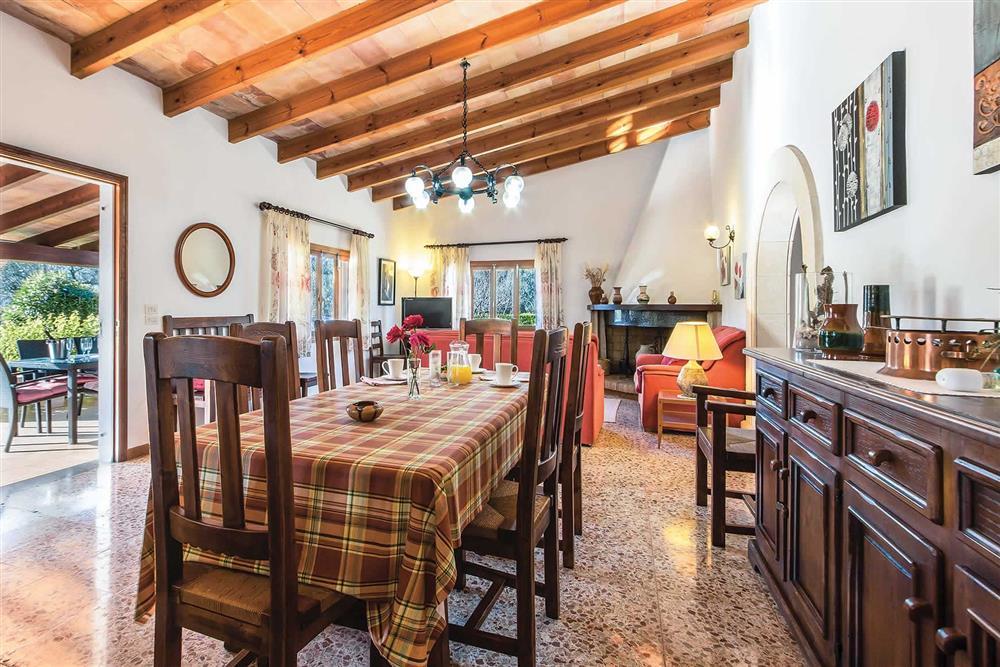 Dining room (photo 2) at Villa Moreno, Pollensa, Mallorca