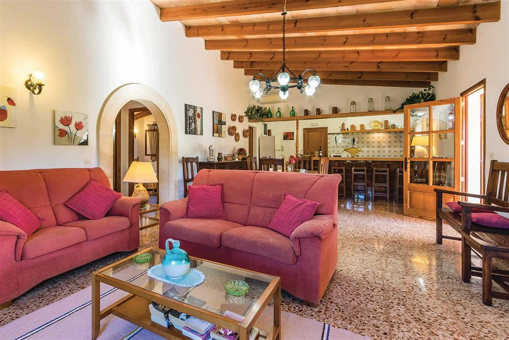 Lounge (photo 2) at Villa Moreno, Pollensa, Mallorca