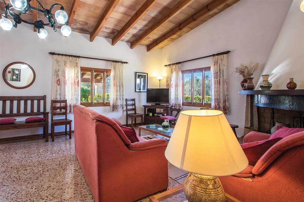 Lounge (photo 4) at Villa Moreno, Pollensa, Mallorca