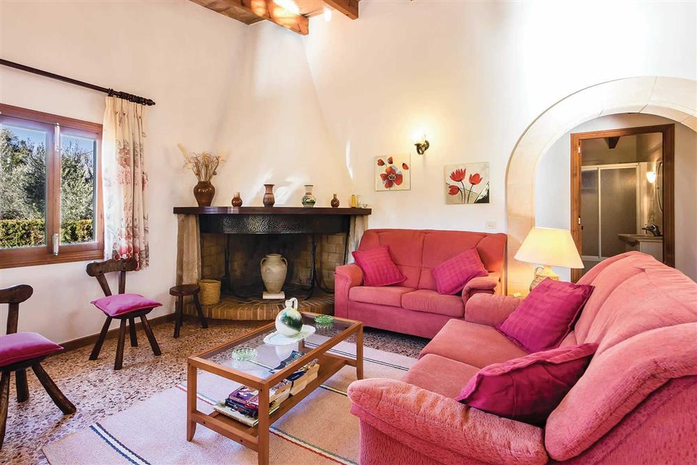 Lounge at Villa Moreno, Pollensa, Mallorca