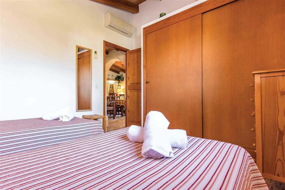 Twin bedroom (photo 4) at Villa Moreno, Pollensa, Mallorca
