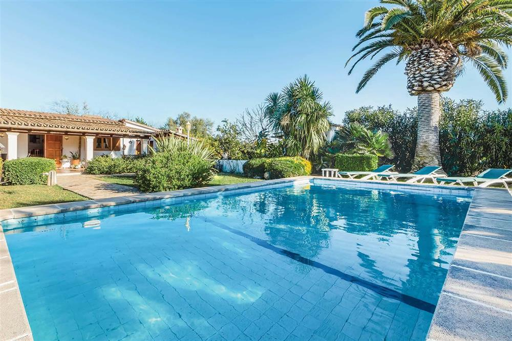 Villa with pool at Villa Moreno, Pollensa, Mallorca