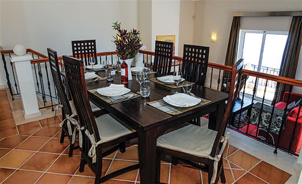 Dining room at Villa Palheiro Sea Villa, Palheiro Golf Resort Madeira, Portugal