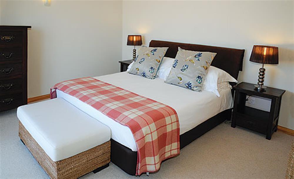 Double bedroom at Villa Palheiro Sea Villa, Palheiro Golf Resort Madeira, Portugal