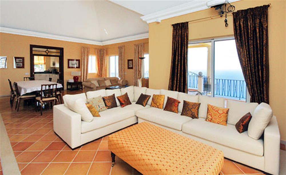 Living room (photo 4) at Villa Palheiro Sea Villa, Palheiro Golf Resort Madeira, Portugal