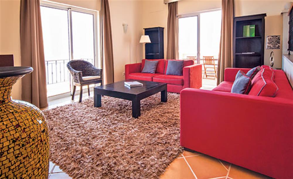 Living room at Villa Palheiro Sea Villa, Palheiro Golf Resort Madeira, Portugal