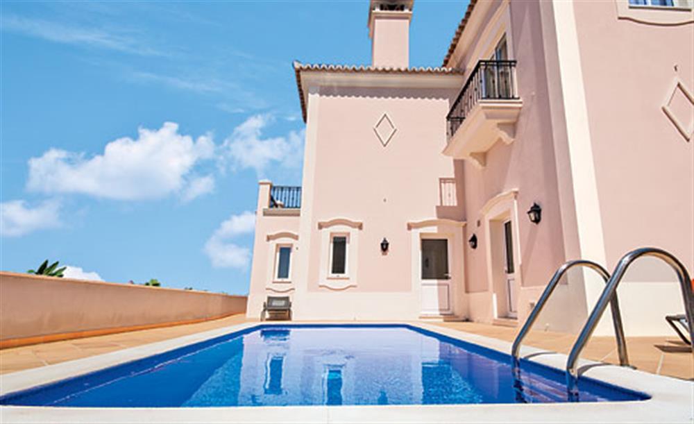 Swimming pool (photo 2) at Villa Palheiro Sea Villa, Palheiro Golf Resort Madeira, Portugal