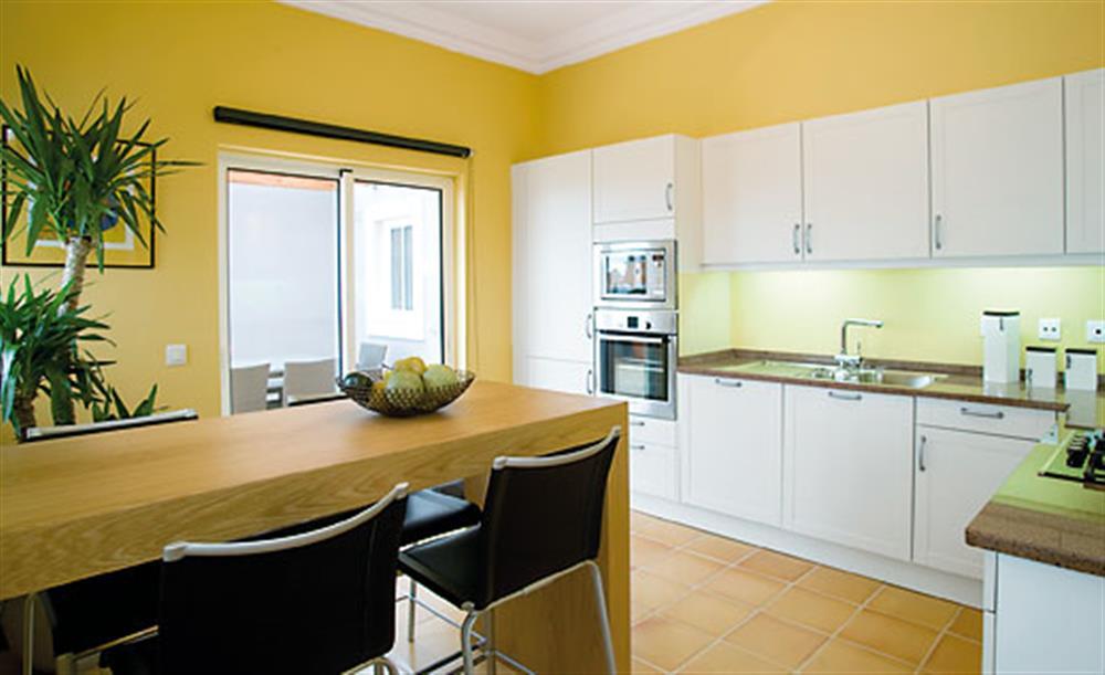 The kitchen (photo 2) at Villa Palheiro Sea Villa, Palheiro Golf Resort Madeira, Portugal