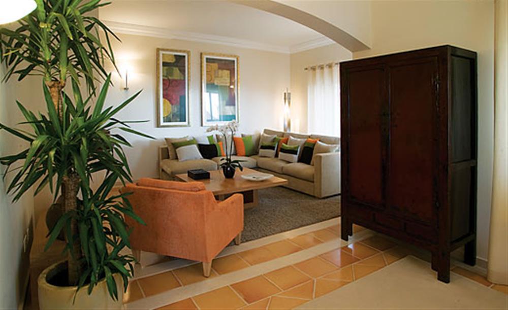 Living room at Villa Palheiro Villa, Palheiro Golf Resort Madeira, Portugal