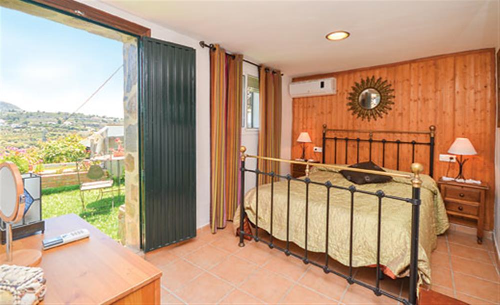 Double bedroom (photo 2) at Villa Paloma, Frigiliana, Andalucia