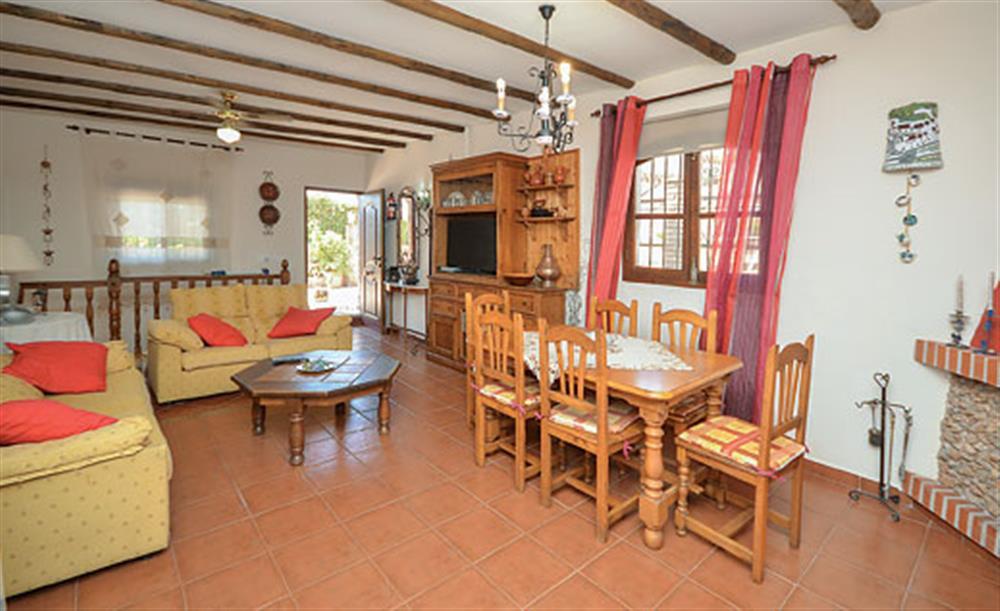 Living room (photo 2) at Villa Paloma, Frigiliana, Andalucia
