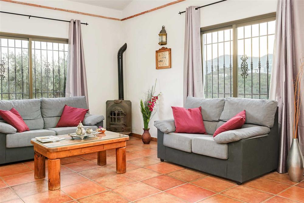 Lounge (photo 2) at Villa Paraiso, Frigiliana, Andalucia