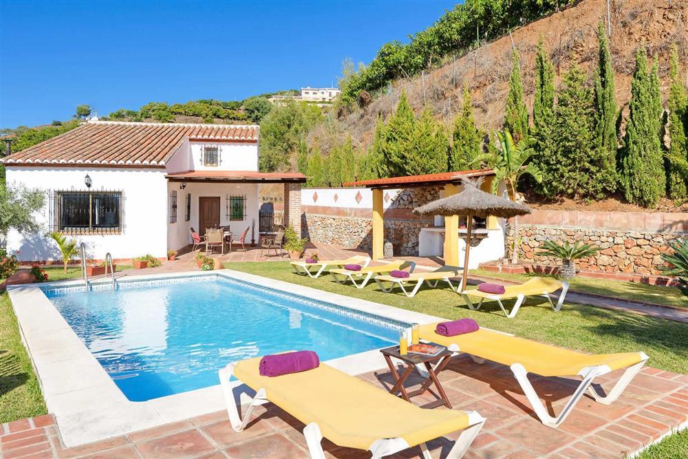 Villa with pool (photo 2) at Villa Paraiso, Frigiliana, Andalucia