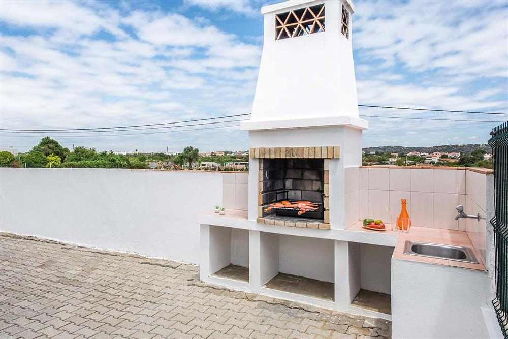 Barbeque at Villa Ramos, Olhos dAgua, Algarve