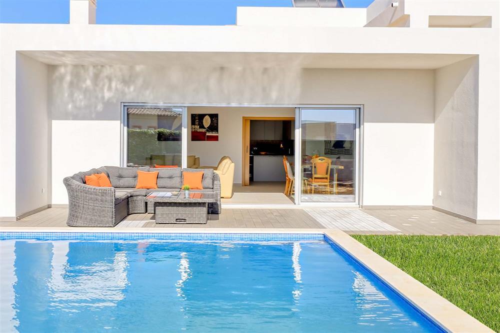 Villa with pool, seating area at Villa Raquel, Vale de Parra, Algarve