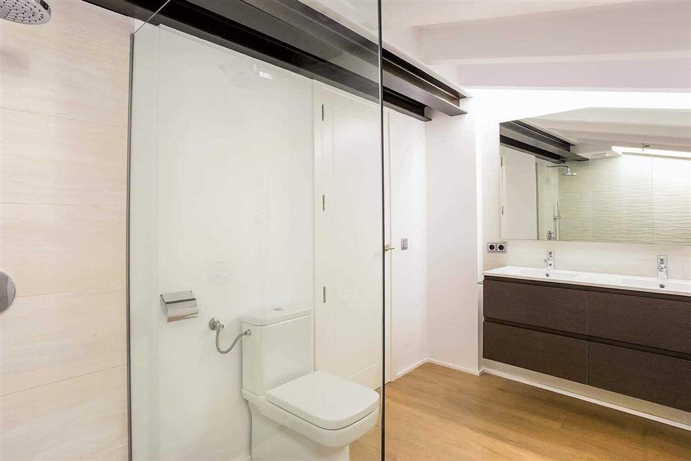 Bathroom (photo 2) at Villa Sant Sebastia, Pollensa, Mallorca