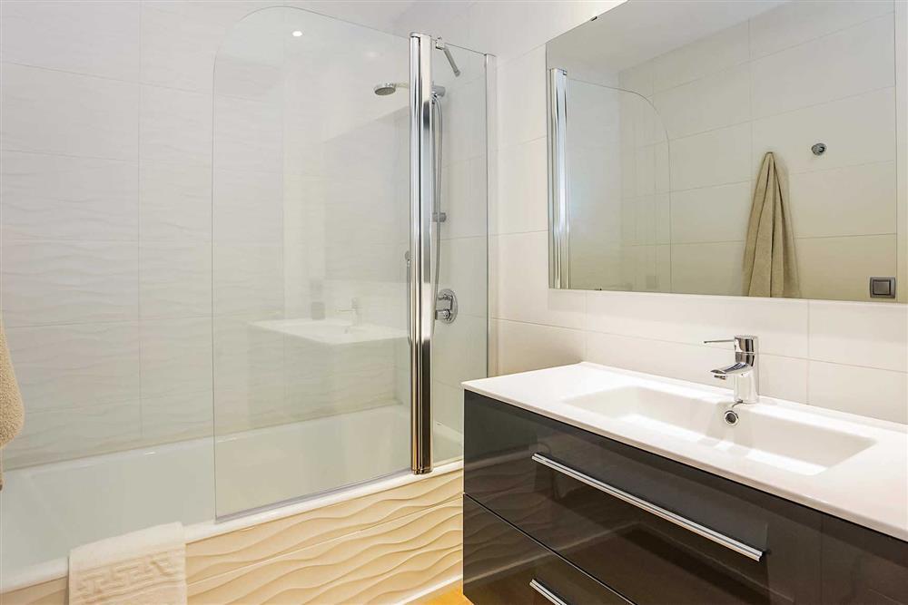 Bathroom (photo 4) at Villa Sant Sebastia, Pollensa, Mallorca